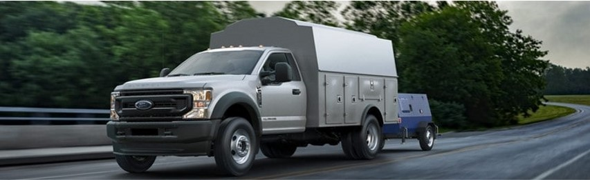 Choosing the Right Truck for Your Plumbing Business